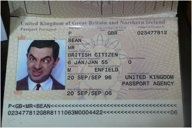 MrBeanpassport