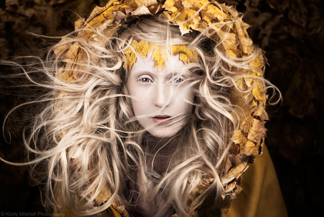 Fairy tale by Kirsty Mitchell