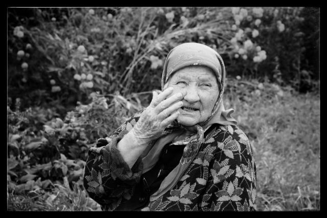 Бабушка Лида
